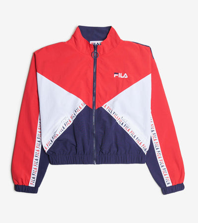 Fila  Lyra Wind Jacket  Navy - LW016117-410 | Jimmy Jazz