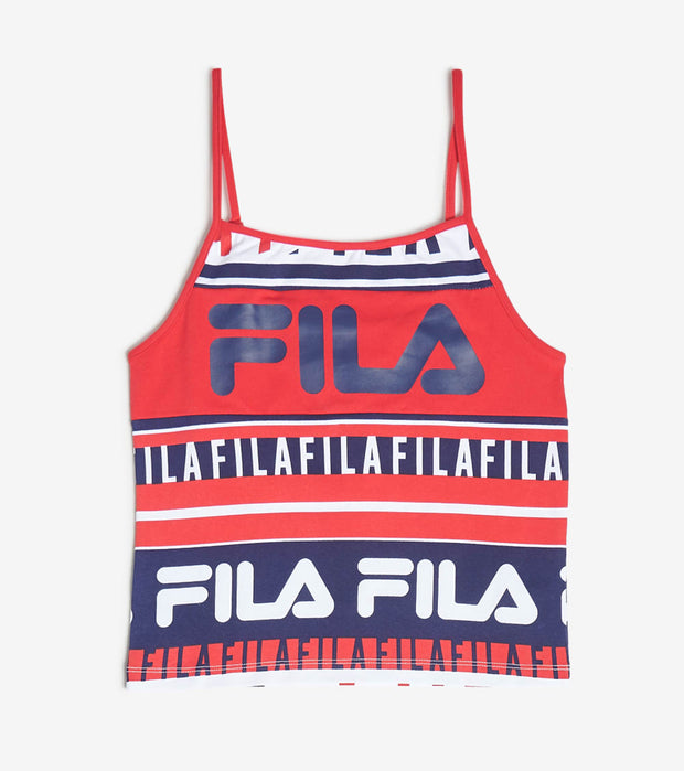 Fila  Paris Cami Tank  Red - LW016137-640 | Jimmy Jazz