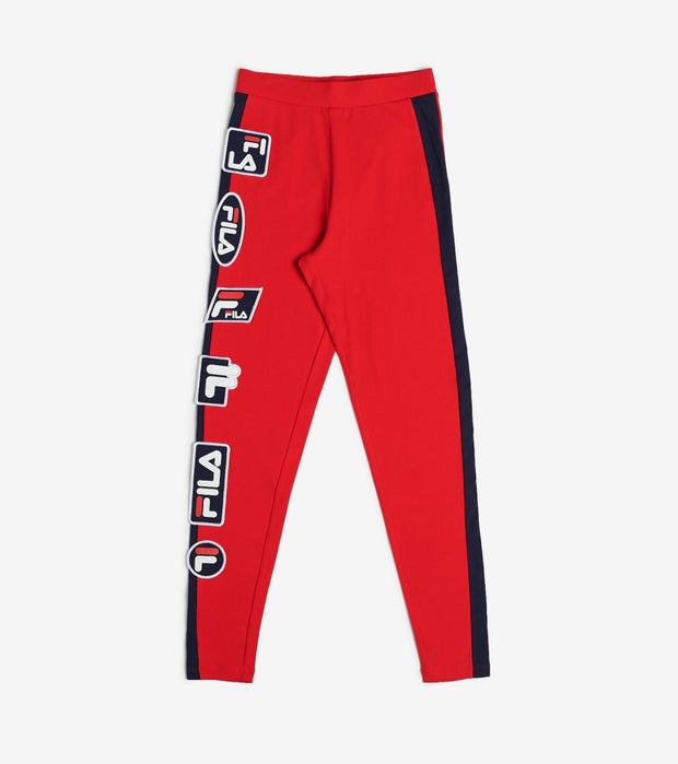 Fila  TAMU Leggings  Red - LW016177-640 | Jimmy Jazz
