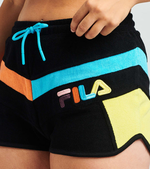 Fila  Fila Hazel Shorts  Black - LW016192-001 | Jimmy Jazz