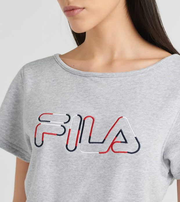 Fila  Delaney Romper  Grey - LW016231-289 | Jimmy Jazz