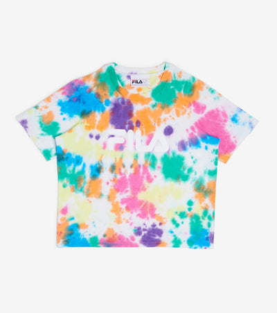 Fila  Hannah Tee  Multi - LW017118-770 | Jimmy Jazz