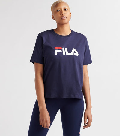Fila  Miss Eagle Tee  Navy - LW153PE7-410 | Jimmy Jazz