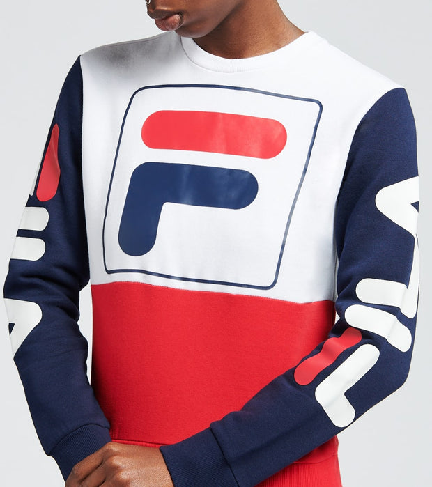 Fila  Stacy Sweatshirt  White - LW171S95-100 | Jimmy Jazz