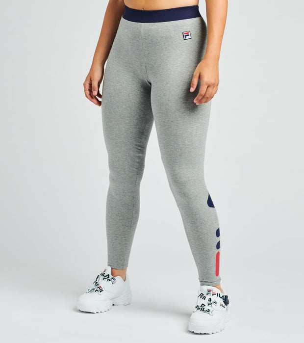 Fila  Imelda Tights  Grey - LW171YD7-270 | Jimmy Jazz