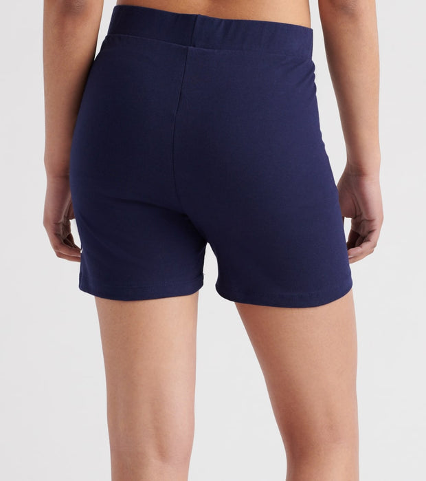 Fila  Beatriz High Waisted Bike Short  Navy - LW911125-410 | Jimmy Jazz