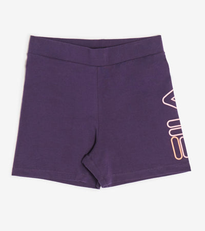 Fila  Beatriz Bike Shorts  Purple - LW911125-575 | Jimmy Jazz