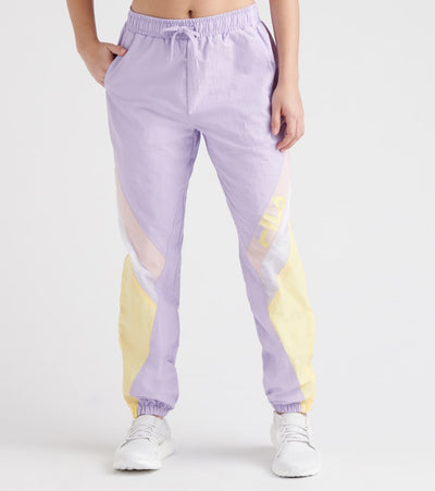Fila  Doroteia Wind Pant  Purple - LW911183-591 | Jimmy Jazz