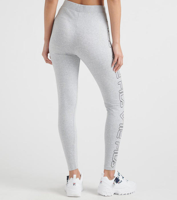 Fila  Romy Legging  Grey - LW933219-289 | Jimmy Jazz