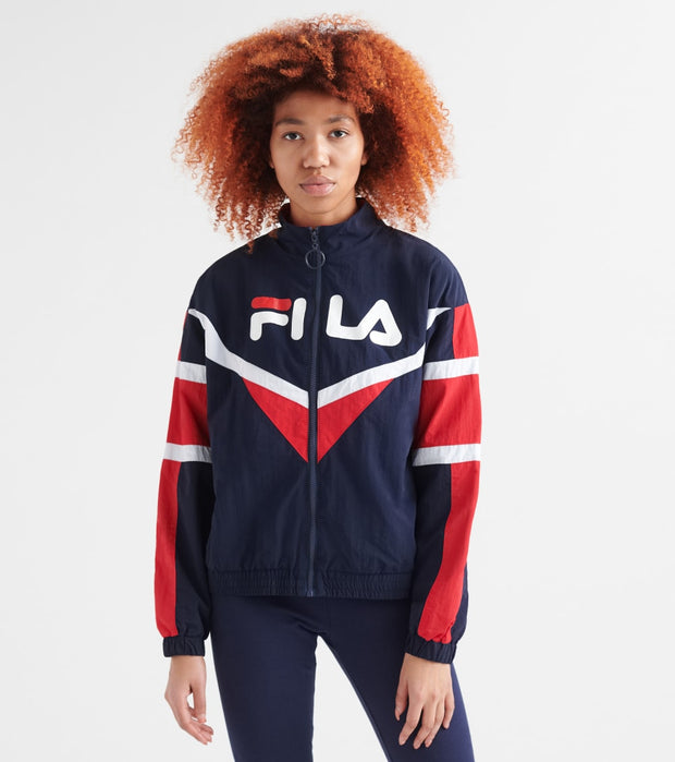 Fila  Jolie Windjacket  Navy - LW933222-410 | Jimmy Jazz