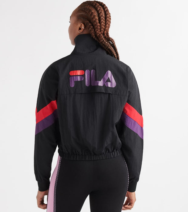 Fila  Chiaki Windjacket  Black - LW933249-001 | Jimmy Jazz