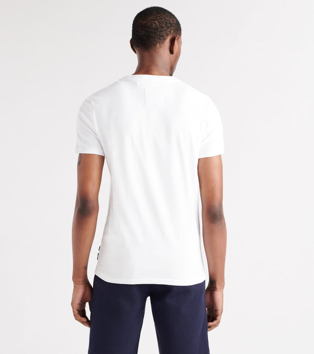 Superdry  76 Surf Tee  White - M10100IU-OWT | Jimmy Jazz
