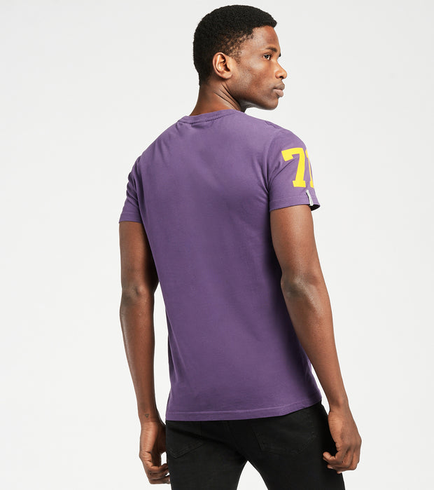 Superdry  Track and Field Graphic Short Sleeve Tee  Purple - M1010846A-LPR | Aractidf