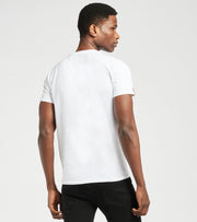 Superdry  Collegiate Graphic Short Sleeve Tee   White - M1010881A-BWT | Aractidf