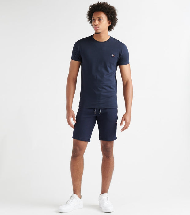 Superdry  Collective SS Tee  Navy - M10163SU-T4A | Jimmy Jazz