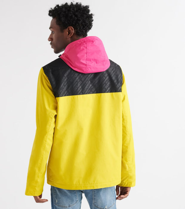 Superdry  Axis Jacket  Yellow - M5000006A-M6C | Jimmy Jazz