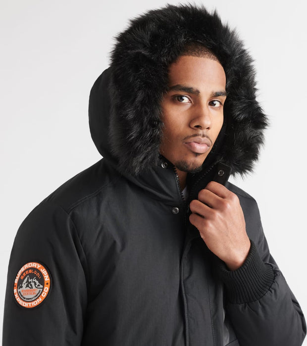 Superdry  Everest Bomber Jacket  Black - M5000039A-12A | Jimmy Jazz