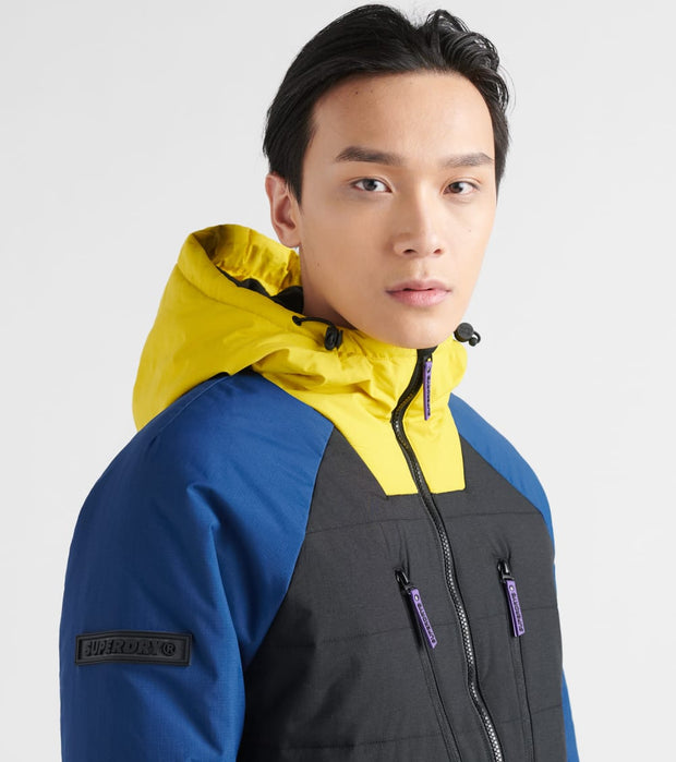 Superdry  Aeon Padded Jacket  Multi - M5000099A-YEL | Jimmy Jazz