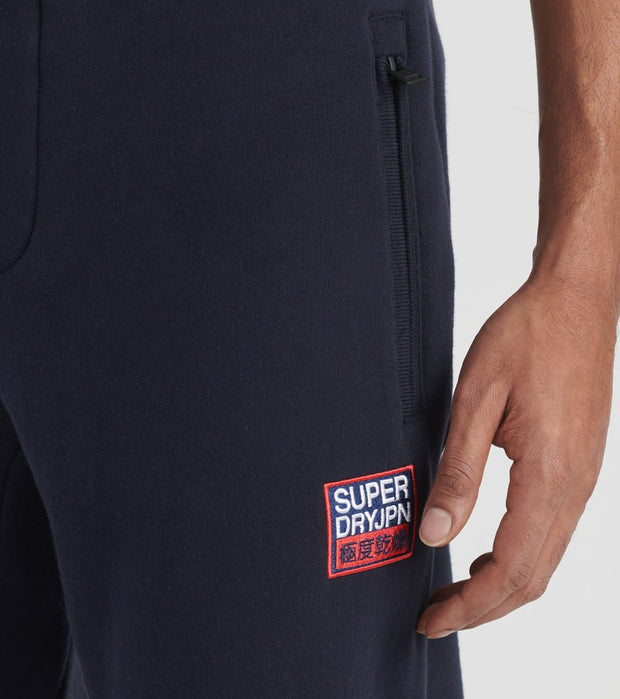 Superdry  Crafted Tapered Jogger  Navy - M7000040A-NAV | Jimmy Jazz