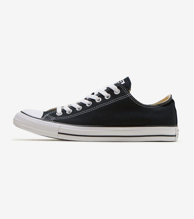 Converse  Chuck Taylor All Star Low  Black - M9166 | Jimmy Jazz