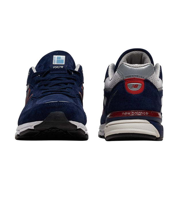 New Balance  990 Running Sneaker  Navy - M990BR4 | Jimmy Jazz