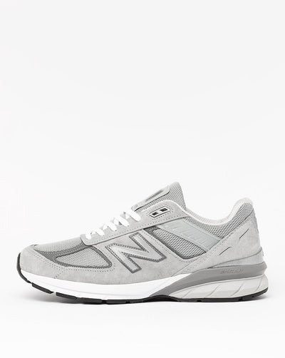 New Balance  990v5  Grey - M990GL5 | Jimmy Jazz