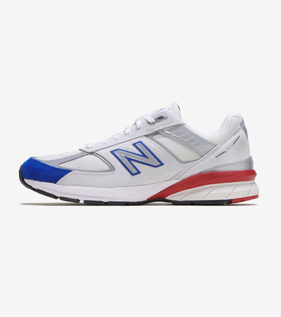 "New Balance  990v5 ""Made in the USA""  White - M990NB5 
