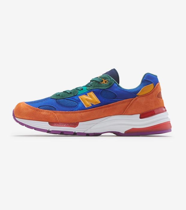 New Balance  992  Multi - M992MC | Jimmy Jazz