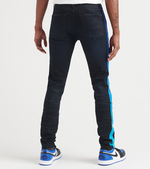 MACKEEN  Mani Tape Jean  Blue - MANI-BLU | Jimmy Jazz