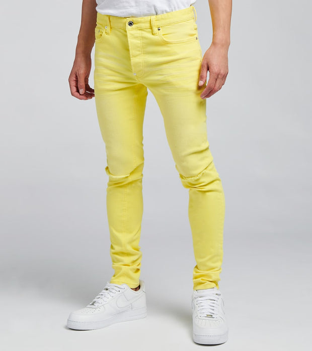 MACKEEN  Quentin Denim Jeans L32  Yellow - MK200QNTN-YLW | Jimmy Jazz