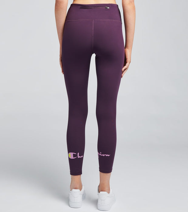 Champion  High Rise Tights  Purple - ML142586077-RL7 | Jimmy Jazz