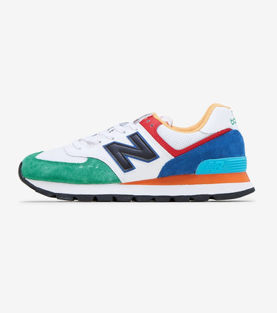 New Balance  ML574  White - ML574DRM | Jimmy Jazz