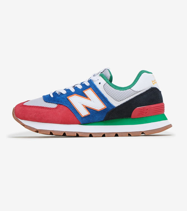 New Balance  ML574  Blue - ML574DRY | Jimmy Jazz