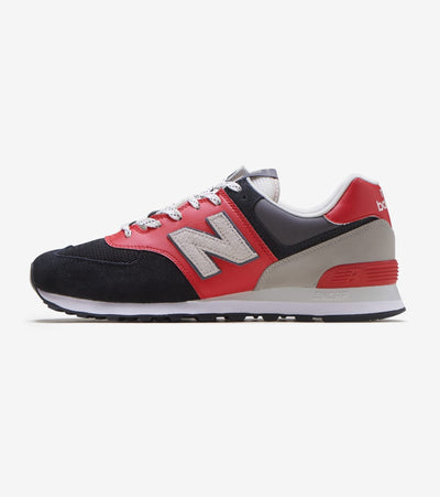 New Balance  574  Black - ML574MY | Jimmy Jazz