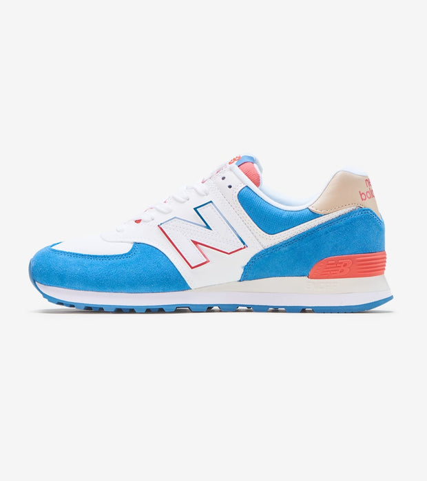 New Balance  ML574  Blue - ML574SCF | Jimmy Jazz