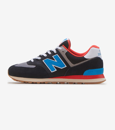 New Balance  574  Black - ML574SOV | Jimmy Jazz