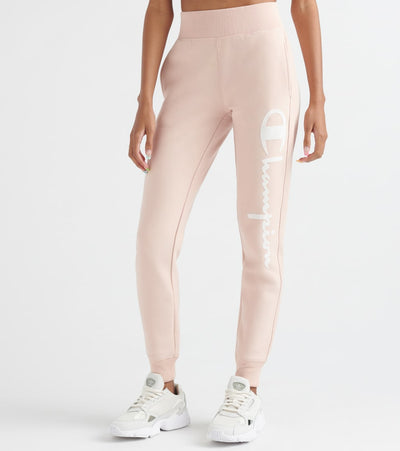 Champion  Reverse Weave Jogger Flock  Pink - ML777G550346-5BF | Jimmy Jazz