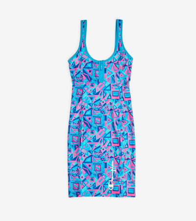 Champion  Champion X MTV Bodycon Dress  Multi - ML97P586290-A5FB | Jimmy Jazz