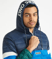 Members Only  Nylon Jacket  Navy - MM40016-NAV | Jimmy Jazz