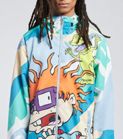 Members Only  Chuckie Print Jacket  Camo - MN060101-SCA | Jimmy Jazz