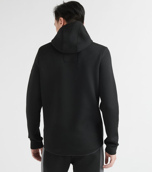 Superdry  Core Gym Tech Stretch Graphic Hoodie  Black - MS3026AT-02A | Jimmy Jazz