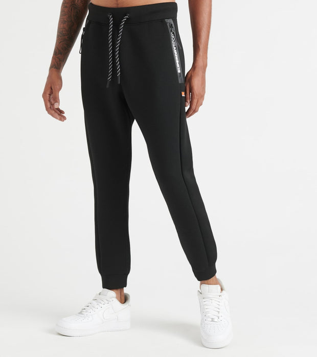 Superdry  Core Gym Tech Joggers  Black - MS3051AU-02A | Jimmy Jazz