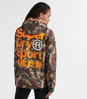Superdry  Sprint Attacker Camo Jacket  Multi - MS3138ST-EMB | Jimmy Jazz