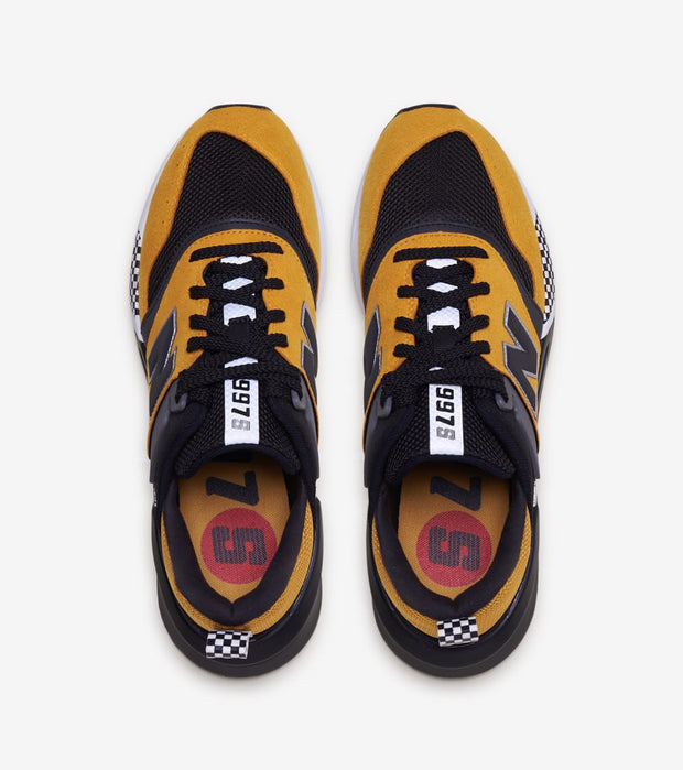 "New Balance  MS997 ""Taxi""  Black - MS997JY 
