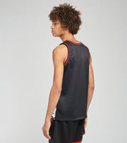 Mitchell And Ness  Toronto Raptors Blown Out Fashion Jersey  Black - MSTKBW19146TRA-BLCK | Jimmy Jazz