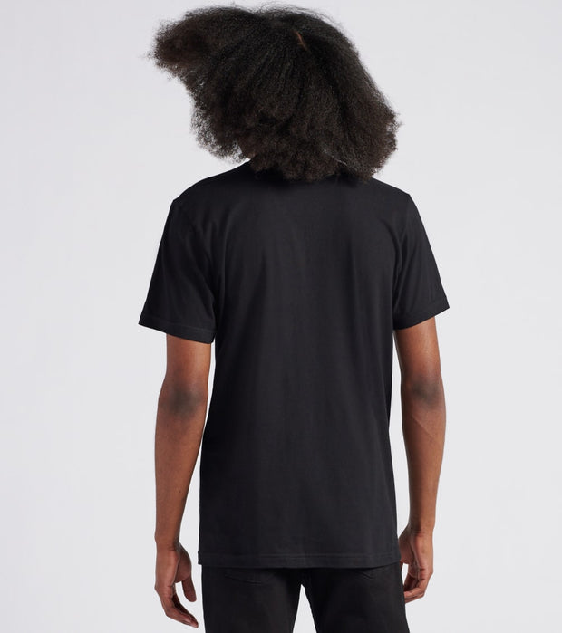 New Balance  990v5 Flag Tee  Black - MT91677-BK | Jimmy Jazz
