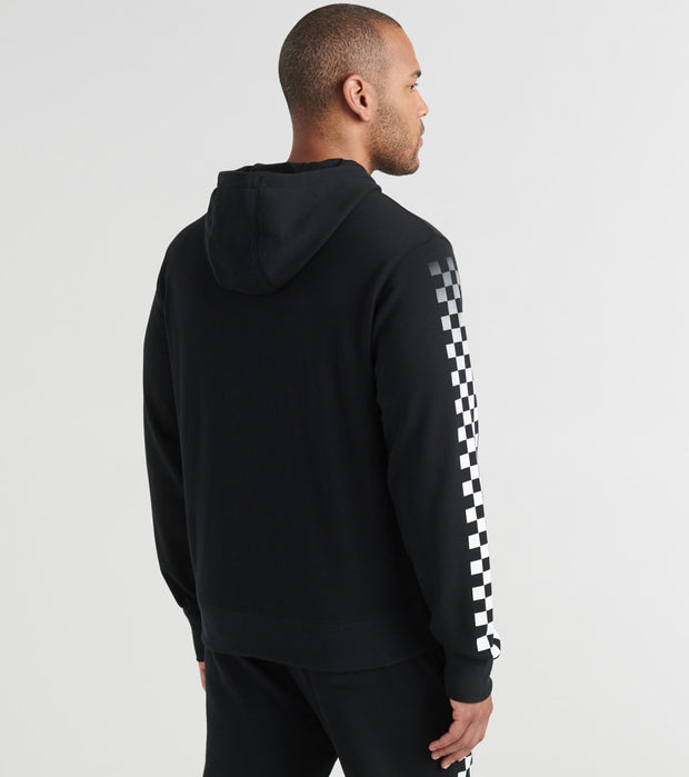 New Balance  Essential Taxi Hoodie  Black - MT93607-BLK | Jimmy Jazz