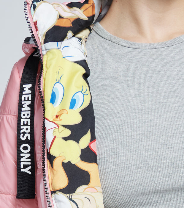 Looney Tunes Puffer Jacket