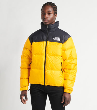 The North Face  1996 Retro Nuptse Jacket  Gold - NF0A3C8D-56P | Jimmy Jazz
