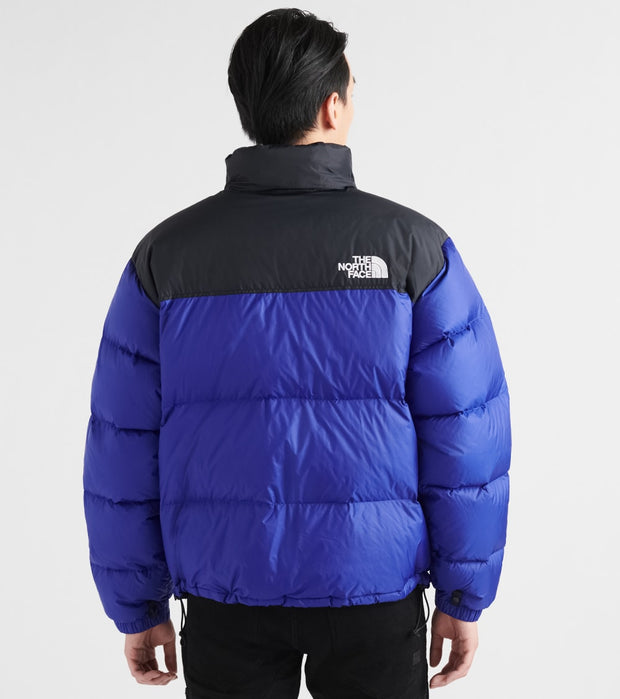 The North Face  1996 Retro Nuptse Jacket  Blue - NF0A3C8D-5NX | Jimmy Jazz